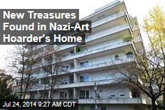 New Treasures Found in Nazi-Art Hoarder's Home