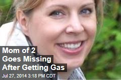 Mom of 2 Goes Missing After Getting Gas