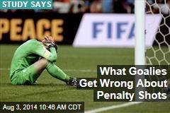 What Goalies Get Wrong About Penalty Shots