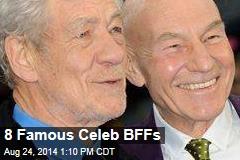 8 Famous Celeb BFFs