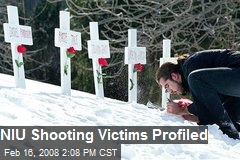 NIU Shooting Victims Profiled
