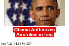 US Begins Airdrop Missions Over Iraq