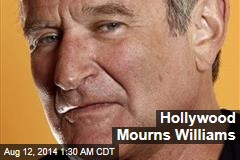 Hollywood in Mourning Over Robin Williams' Death