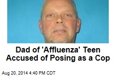 Dad of 'Affluenza' Teen Accused of Posing as a Cop