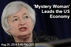 'Mystery Woman' Leads the US Economy