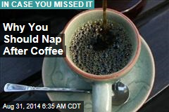 Why You Should Nap After Coffee