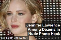 Jennifer Lawrence, Other Celebs Outraged by Nude Photo Leak