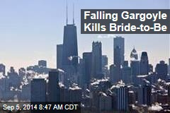 Falling Gargoyle Kills Bride-to-Be