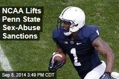 NCAA Lifts Penn State Sex-Abuse Sanctions