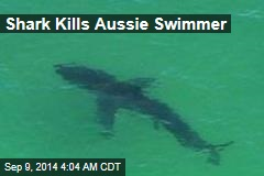 Shark Kills Aussie Swimmer