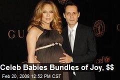 Celeb Babies Bundles of Joy, $$