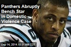 Panthers Abruptly Bench Star in Domestic Violence Case