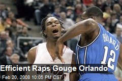 Efficient Raps Gouge Orlando