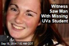 Police: Video Shows Missing UVa Student Being Followed