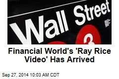 Financial World's 'Ray Rice Video' Has Arrived