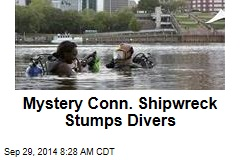 Mystery Conn. Shipwreck Stumps Divers