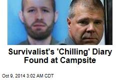 Survivalist's 'Chilling' Journal Recounts Trooper Shooting