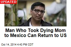 Harvard Student Took Dying Mom to Mexico, Can't Return