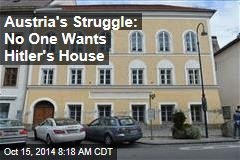 Austria's Struggle: No One Wants Hitler's House