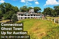 Ghost Town Up for Auction