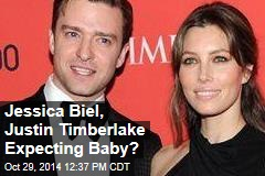 Jessica Biel, Justin Timberlake Expecting Baby?