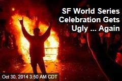 SF Fans Fete Series Win With Gunshots, Fires