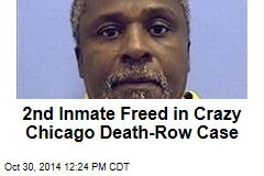 2nd Inmate Freed in Crazy Chicago Death Row Case