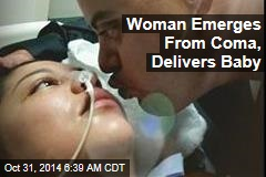Woman Emerges From Coma, Delivers Baby
