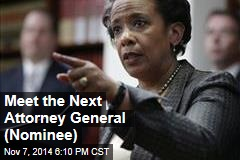 Meet the Next Attorney General (Nominee)