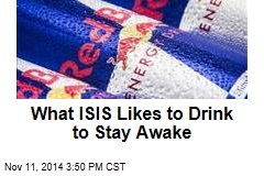 What ISIS Likes to Drink to Stay Awake