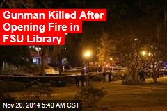 Cops: Florida State University Gunman Shot Dead