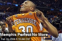 Memphis Perfect No More