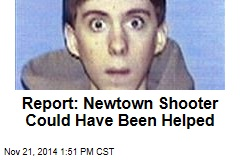 Report: Newtown Shooter Could Have Been Helped