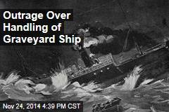 New Zealanders: Leave Graveyard Ship Alone