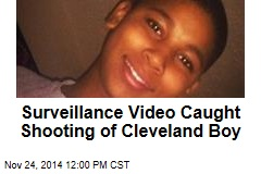Surveillance Video Caught Shooting of Cleveland Boy