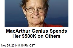 Poet Spends $500K on Longterm Caregivers