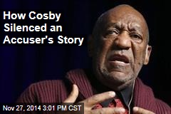 How Cosby Got a Tabloid to Drop an Accuser's Story