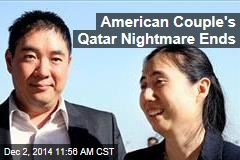 American Couple's Qatar Nightmare Ends