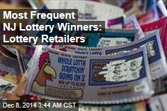 Most Frequent NJ Lottery Winners: Lottery Retailers
