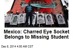 Mexico: Bone Fragment Belongs to Missing Student