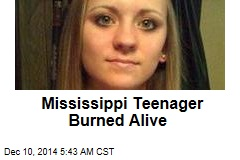 Mississippi Teenager Burned Alive