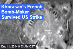 Khorasan's French Bomb-Maker Survived US Strike