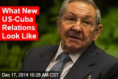 What New US-Cuba Relations Look Like