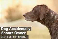 Dog Accidentally Shoots Owner
