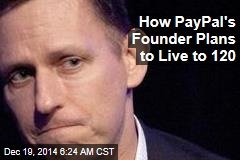 How PayPal's Founder Plans to Live to 120