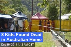 8 Kids Killed in Australia Mass Stabbing