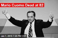 Mario Cuomo Dead at 82