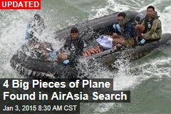 2 'Big Objects' Spotted in AirAsia Search