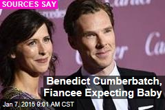 Benedict Cumberbatch, Fiancee Expecting Baby