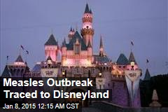 Measles Outbreak Traced to Disneyland